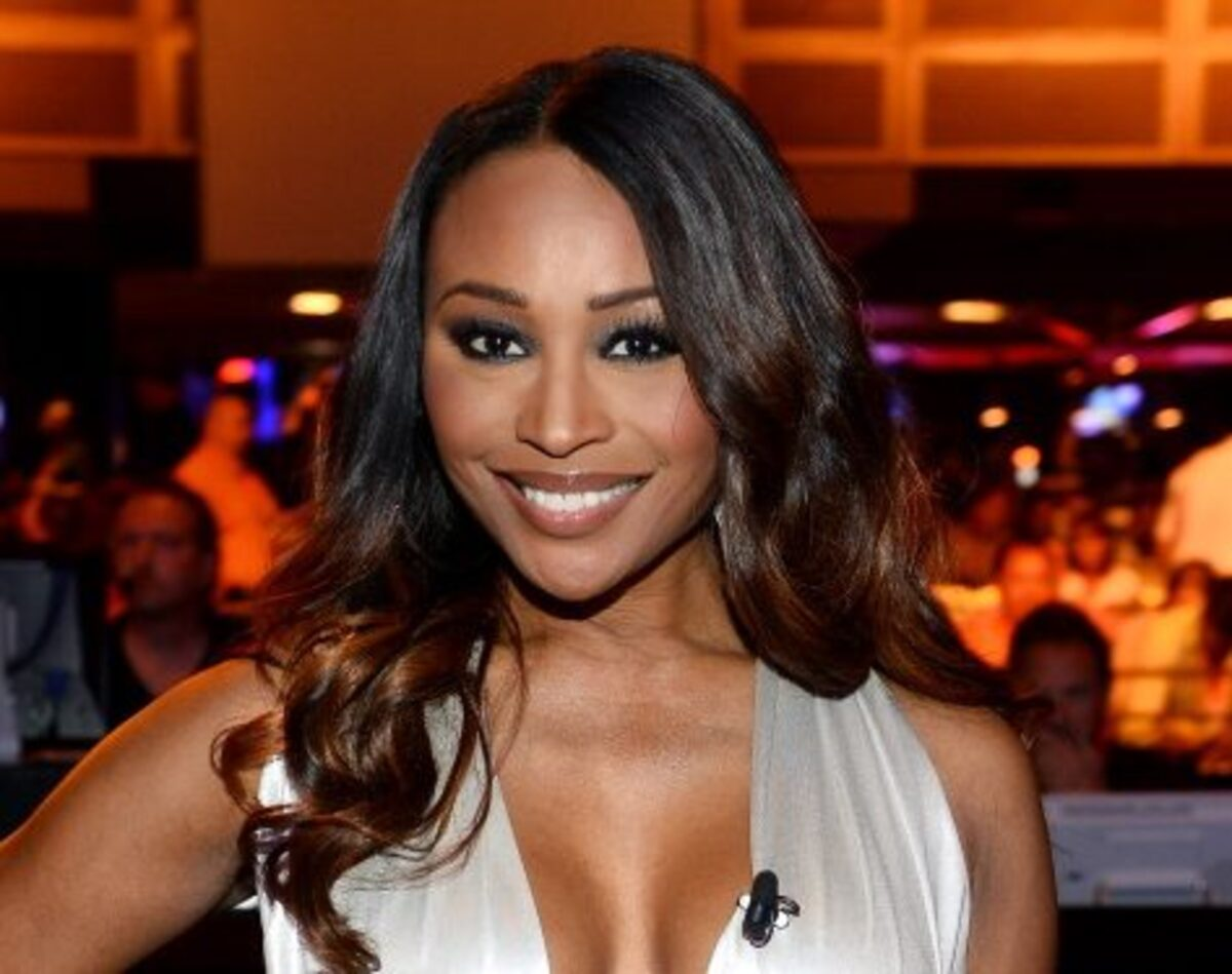 Cynthia Bailey Flaunted A Jaw-Dropping Cleavage On The Wendy Show – Check Out Her Look Here