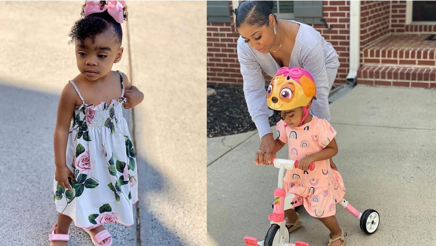 Toya Johnson Shares New Clips Featuring Baby Reign Rushing And Makes Fans Smile – Watch Them Here