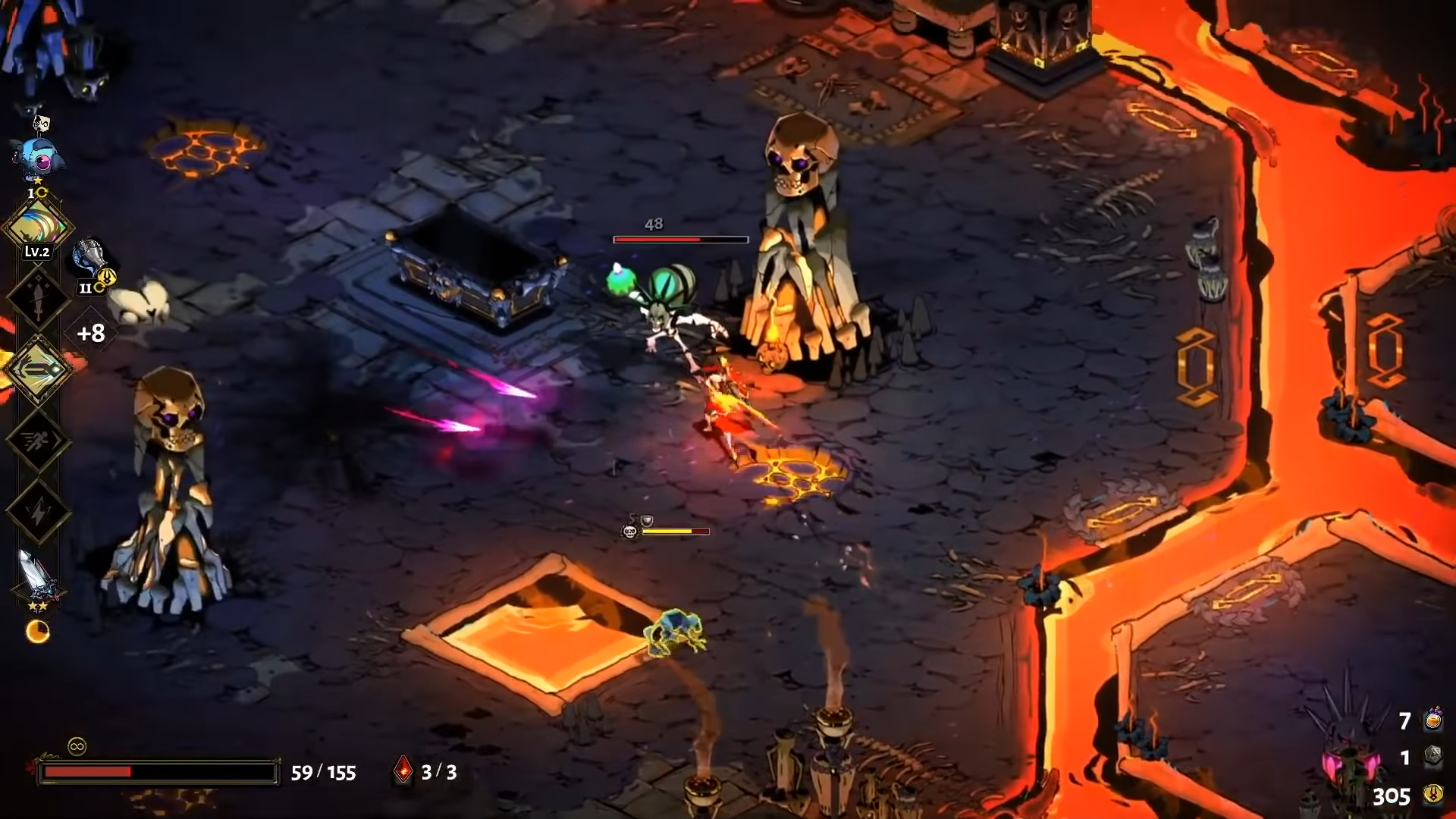 The Action Roguelike Hades Had A Spectacular Year On Steam, According To Recent Figures