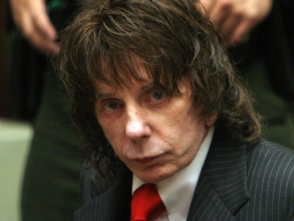 81-Year-Old Phil Spector Passes Away Years After His Conviction