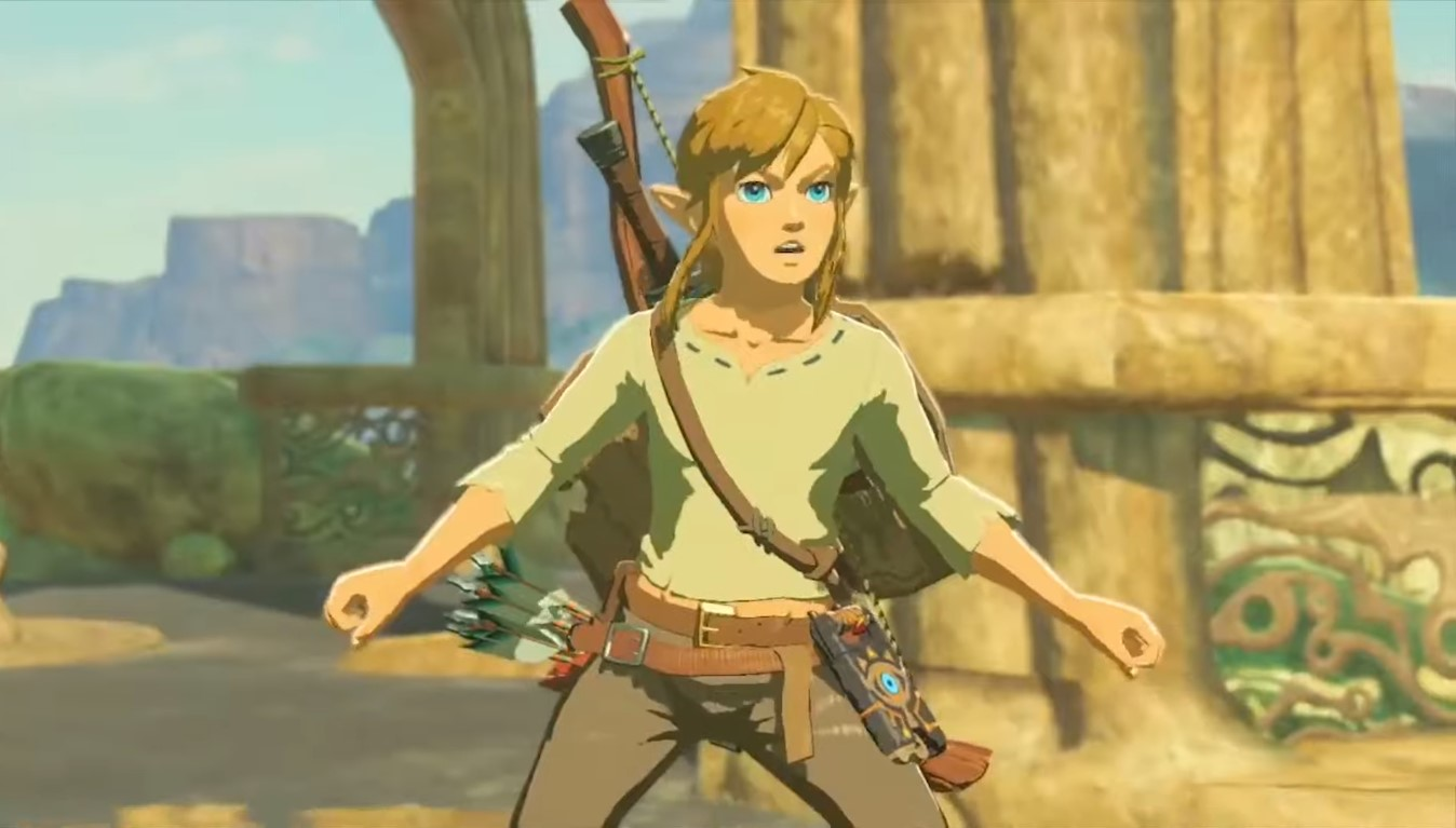 It Appears That Breath Of The Wild NPCs Were Created Using An Advanced Mii Maker