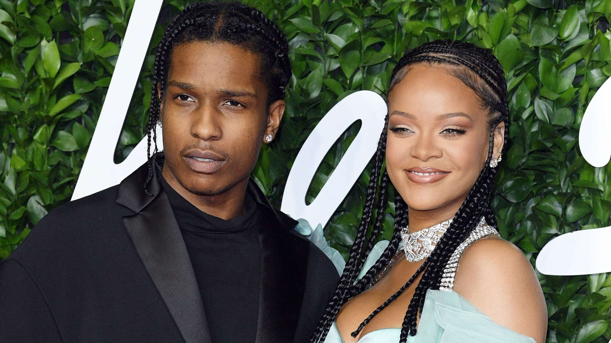 Rihanna And ASAP Rocky – Here's How Her Loved Ones Reacted To Rihanna Bringing Her New BF Home For The Holidays!