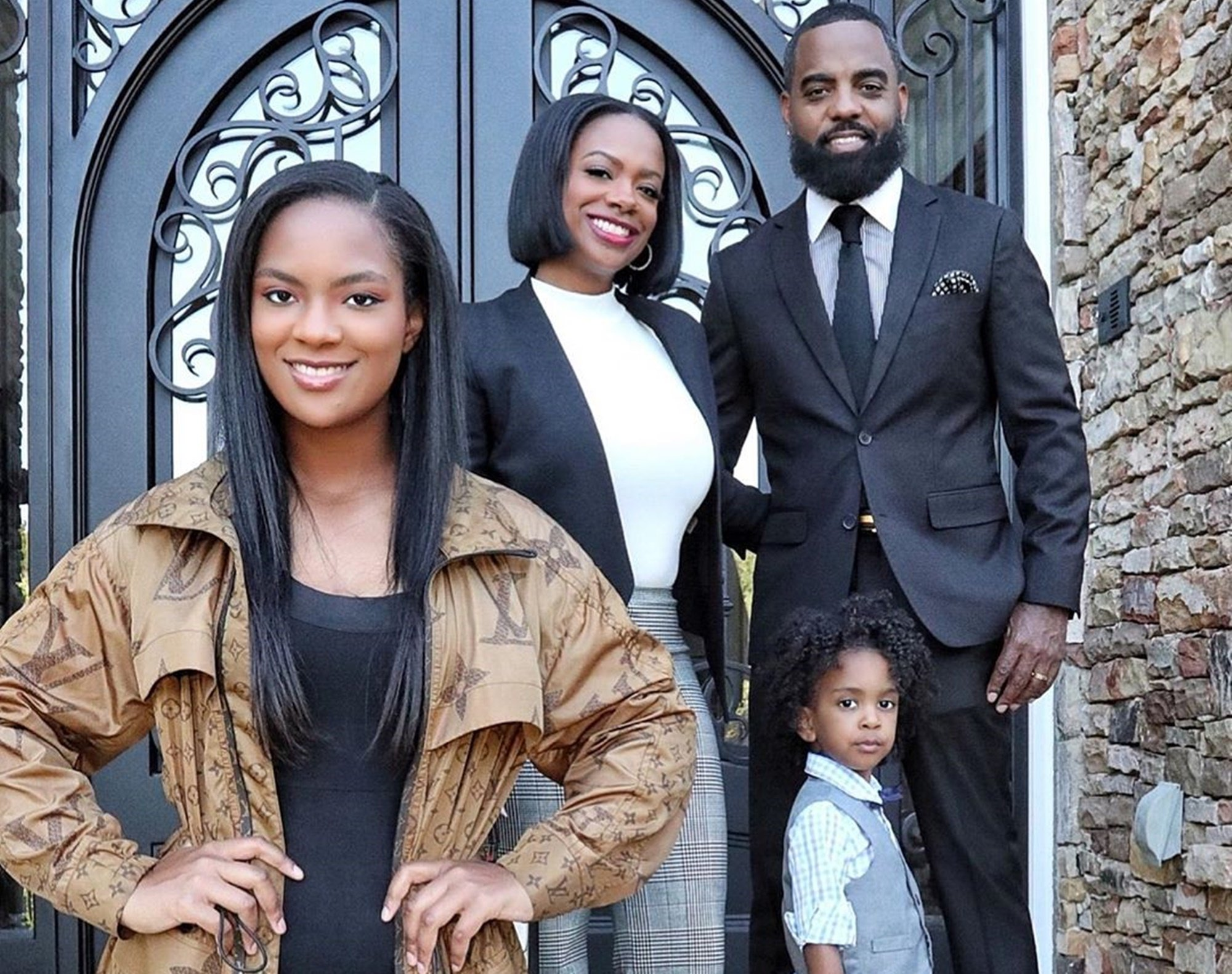 Kandi Burruss Shares A Gorgeous Photo For Ace Tucker's Birthday – See It Here