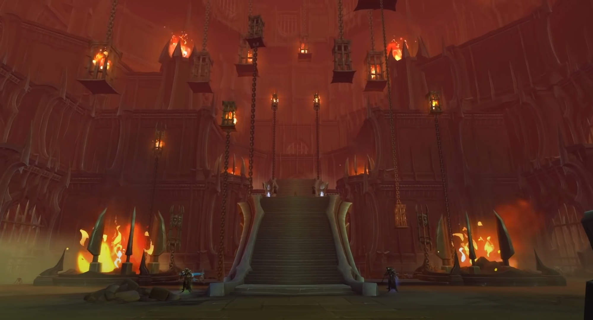 New Castle Nathria DPS Rankings Show Little Change For World Of Warcraft: Shadowlands Classes