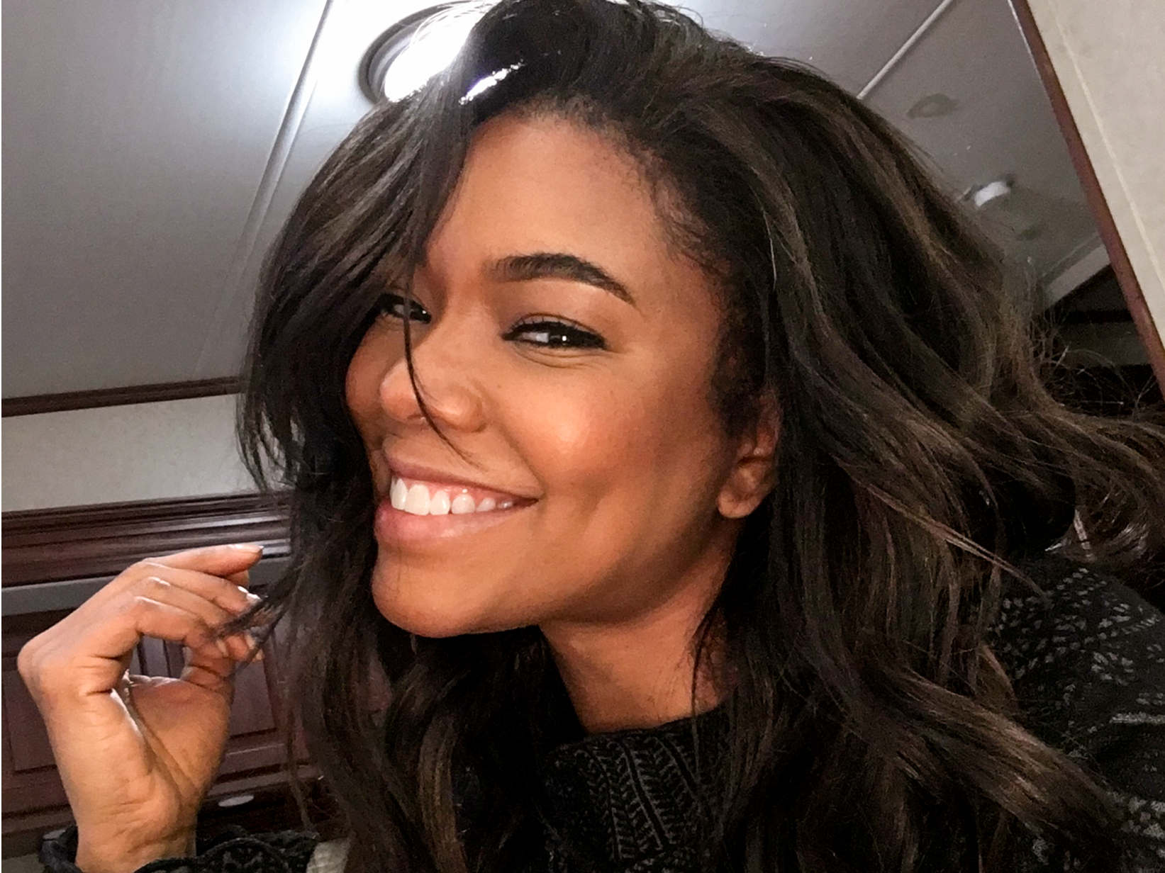 Gabrielle Union Will Soon Share Baby Kaavia James' Opinion With The World