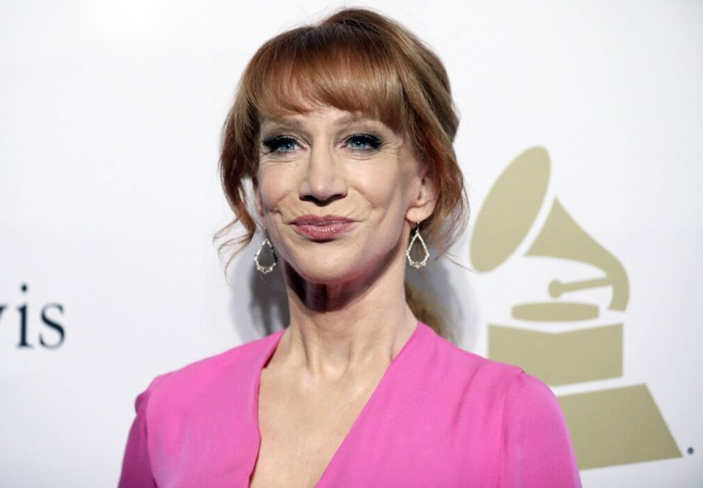 Kathy Griffin Gives Her 'Two Cents' On Alleged Kanye And Kim Divorce – Says Kim Did Everything She Could