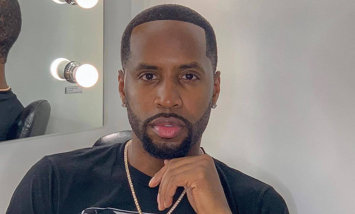Safaree Publicly Flaunts His Love For Daughter, Safire – See The Sweet Video