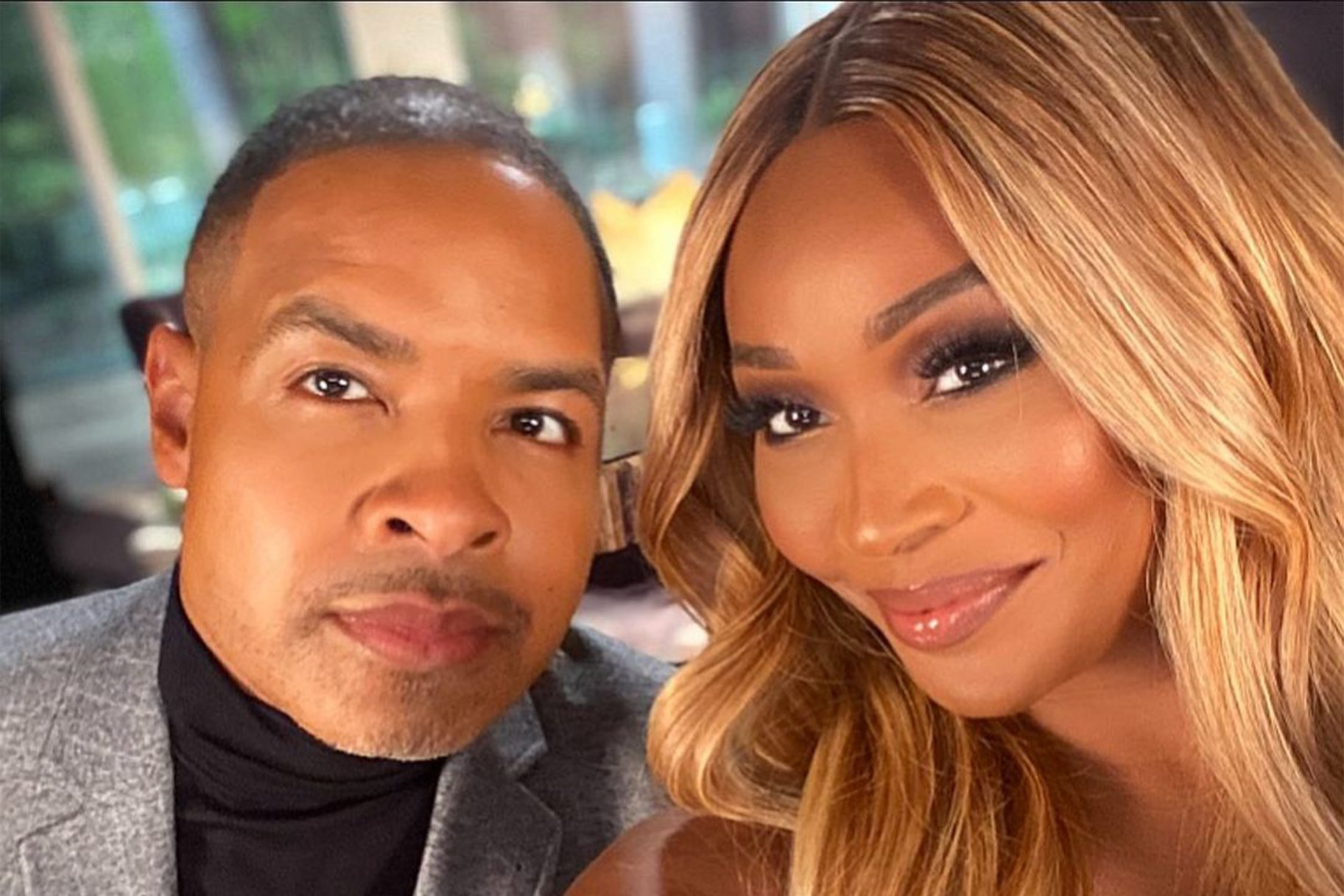 Cynthia Bailey Shares A Secret About Wigs On Her Social Media Account – Check Out Her Clip Here