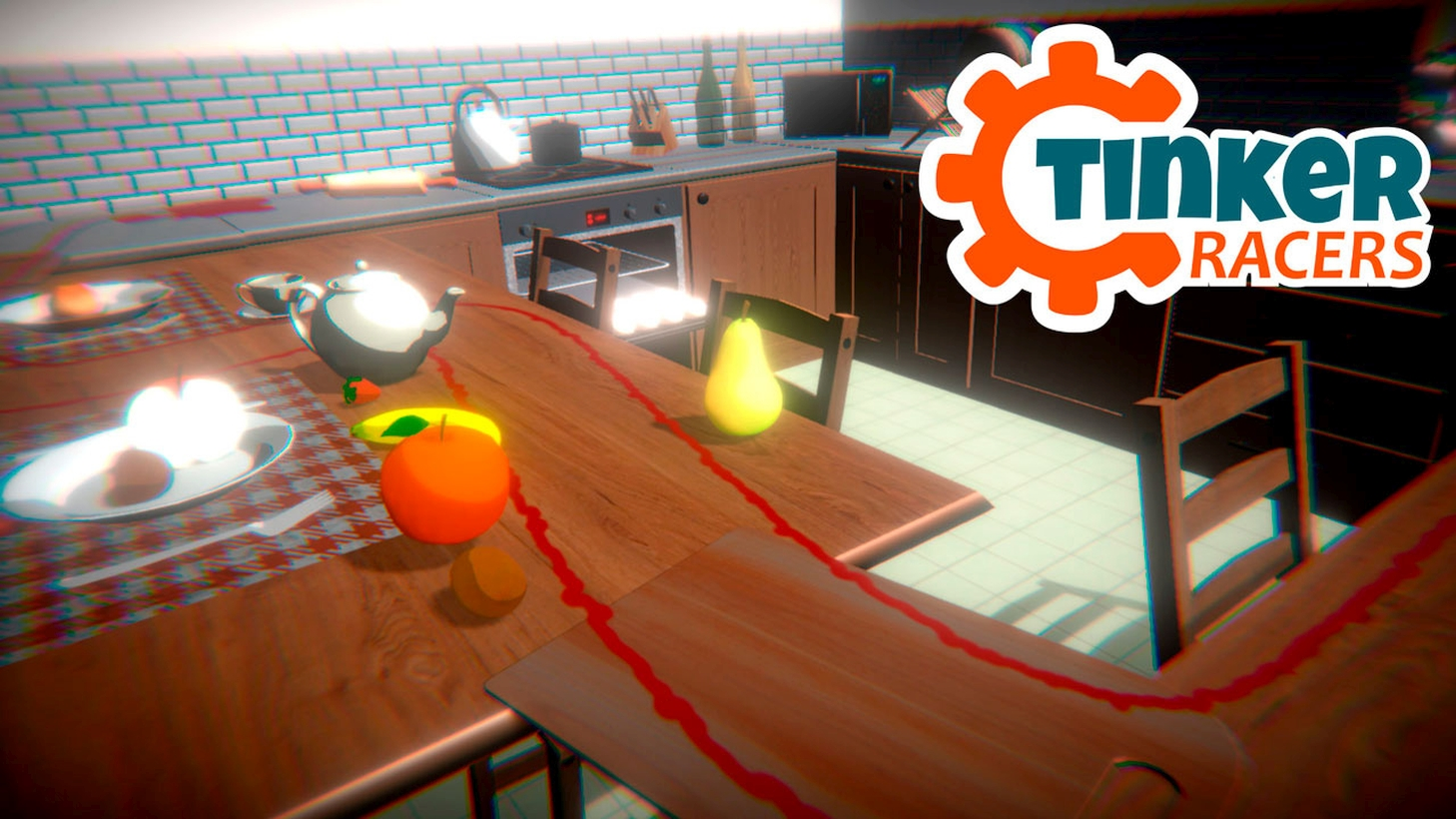 Survival Racing Party Game Tinker Racers Headed To Consoles In Q1 2021