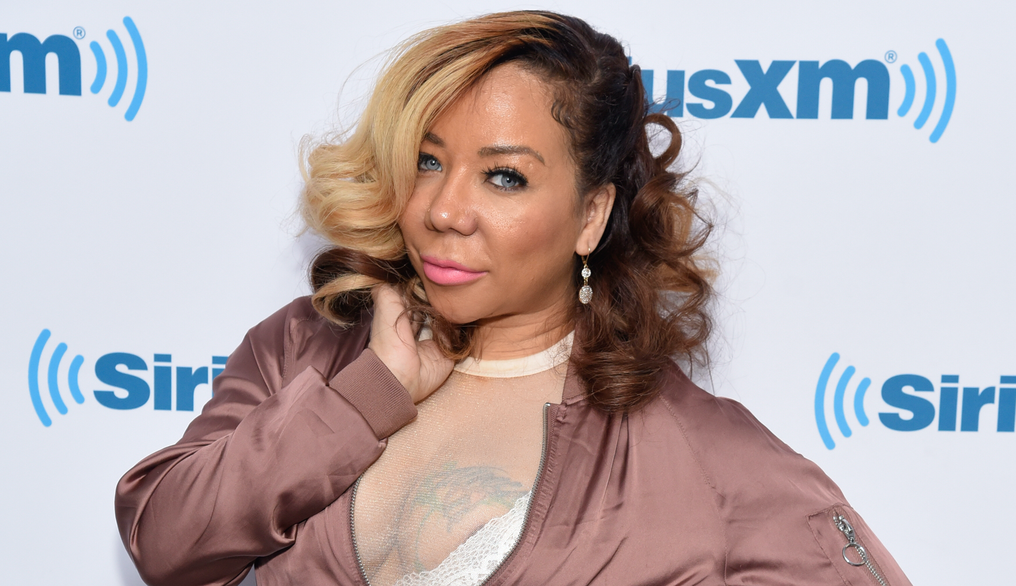 Tiny Harris Shares New Photo From Ace Wells Tucker's Birthday Party – See Heiress Harris And Reign Rushing