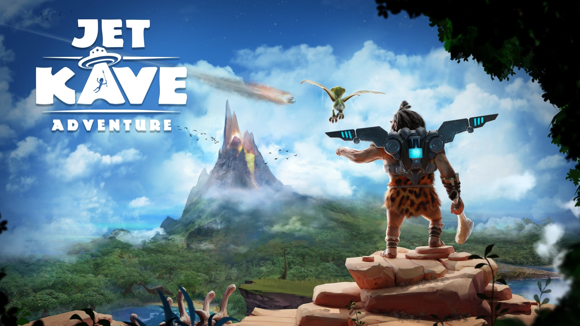 Jet Kave Adventure Launches On PC And Xbox Consoles On January 15