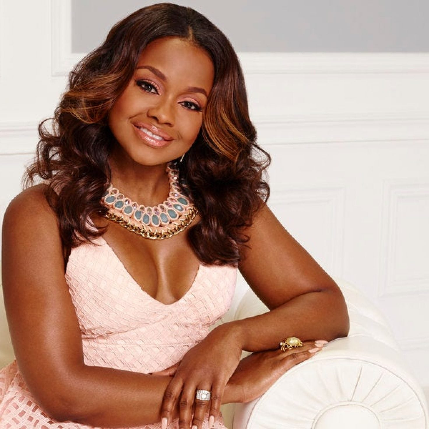 Phaedra Parks Blasts Donald Trump's Message From The Past Summer