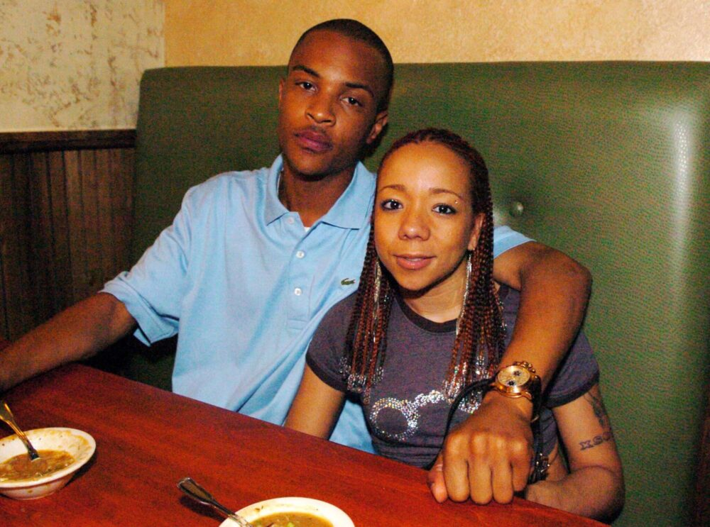 Fans Cast Doubt On Sabrina Peterson's Story As Users Come To T.I. And Tiny Harris' Defense