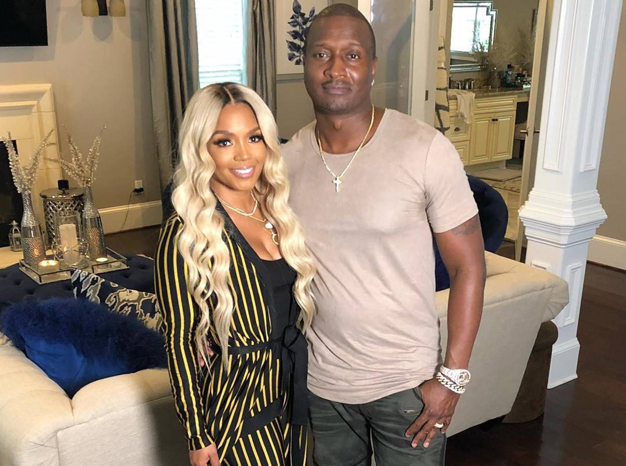 Rasheeda Frost Films At Her Pressed Boutique – Check Out The Clip She Shared