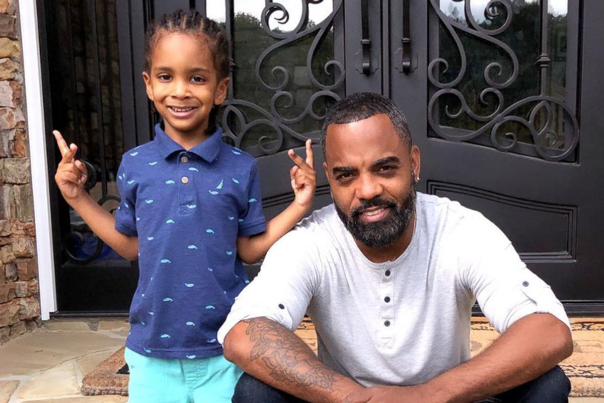 Todd Tucker Spent Some Quality Boys Time With Ace Wells Tucker – Check Out His Post Here
