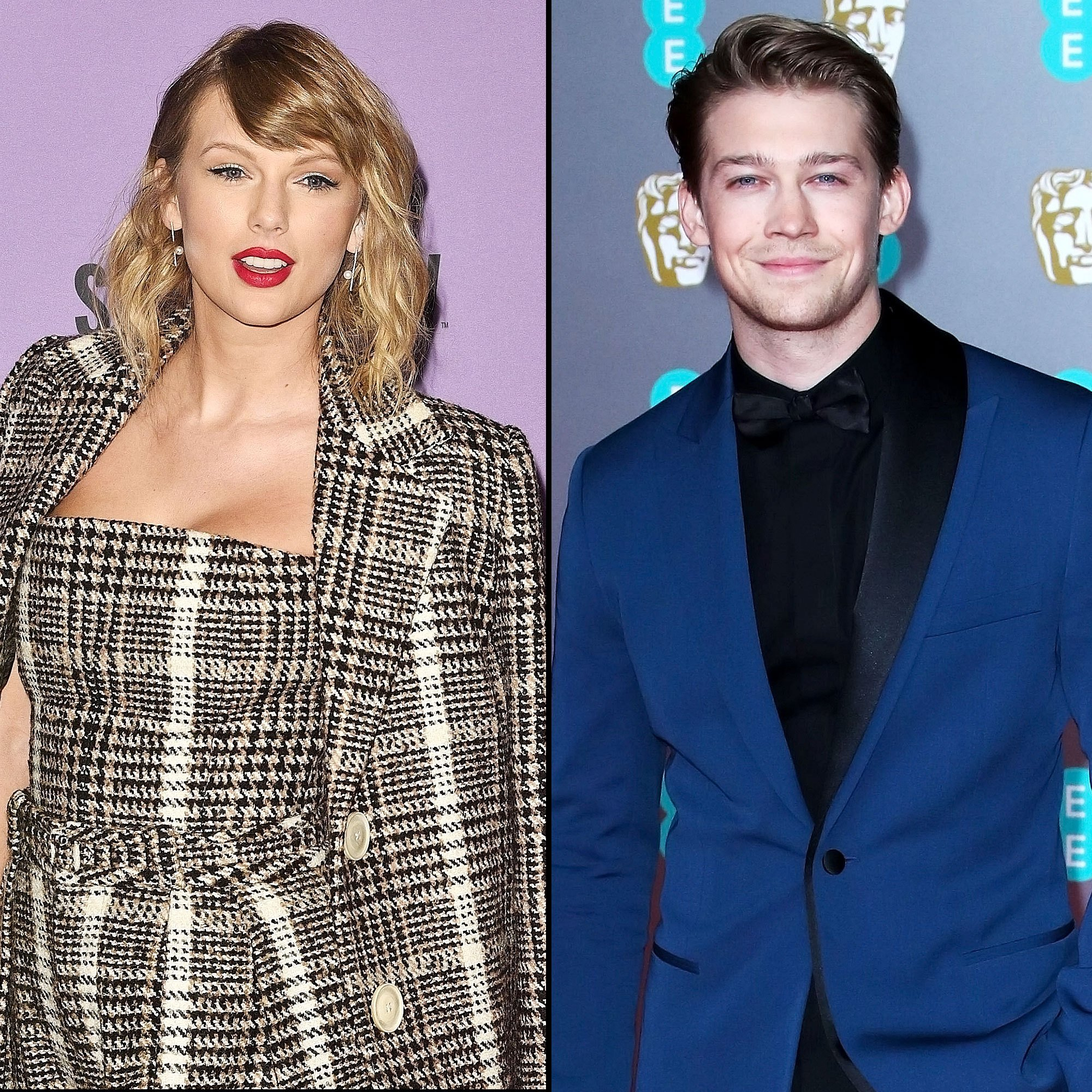 Taylor Swift Reacts To BF Joe Alwyn's Announcement About Exciting 'Conversations With Friends' Role!