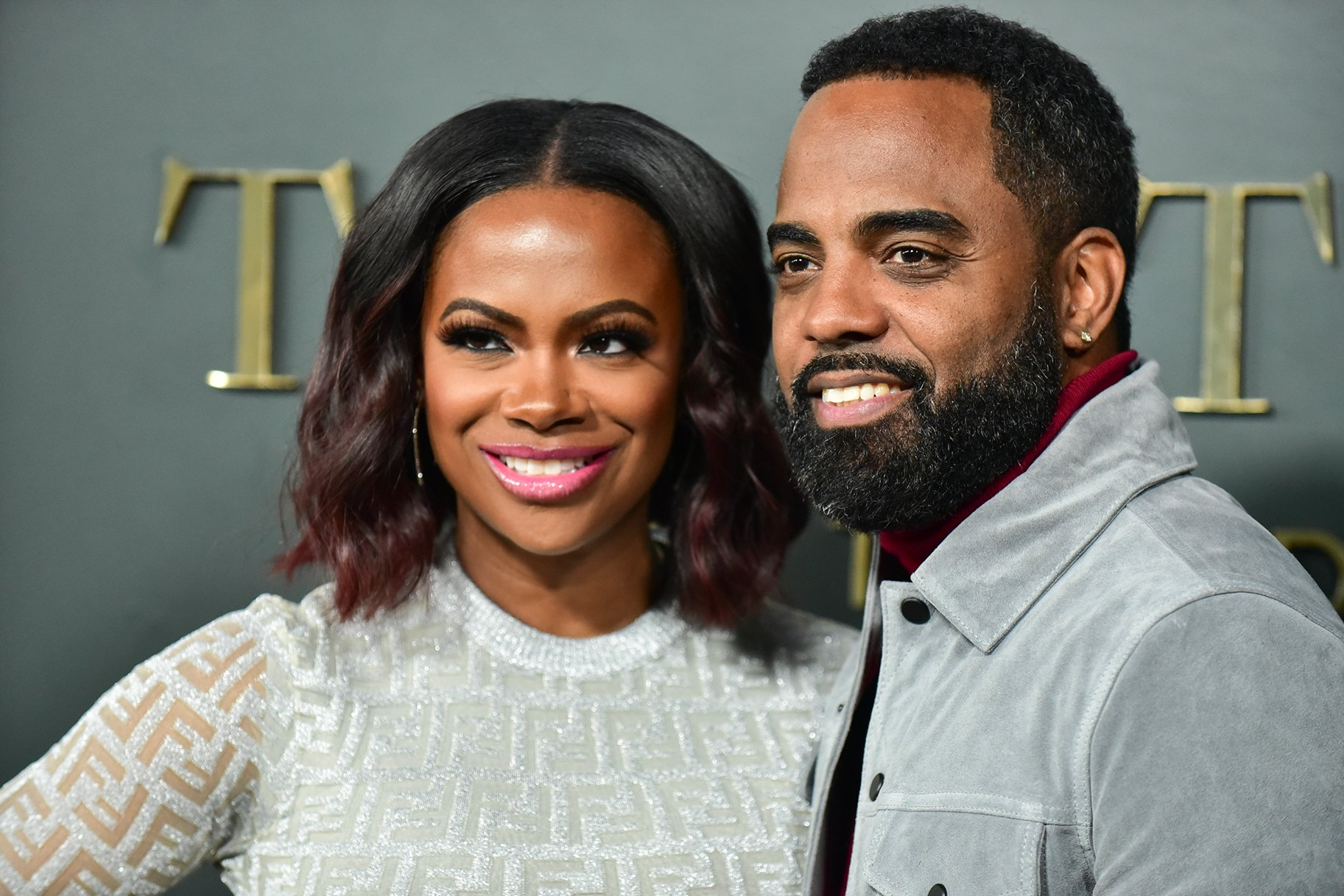 Kandi Burruss Shares A Racy Video Ahead Of Valentines Day – Check Her Out Dropping Her Clothes