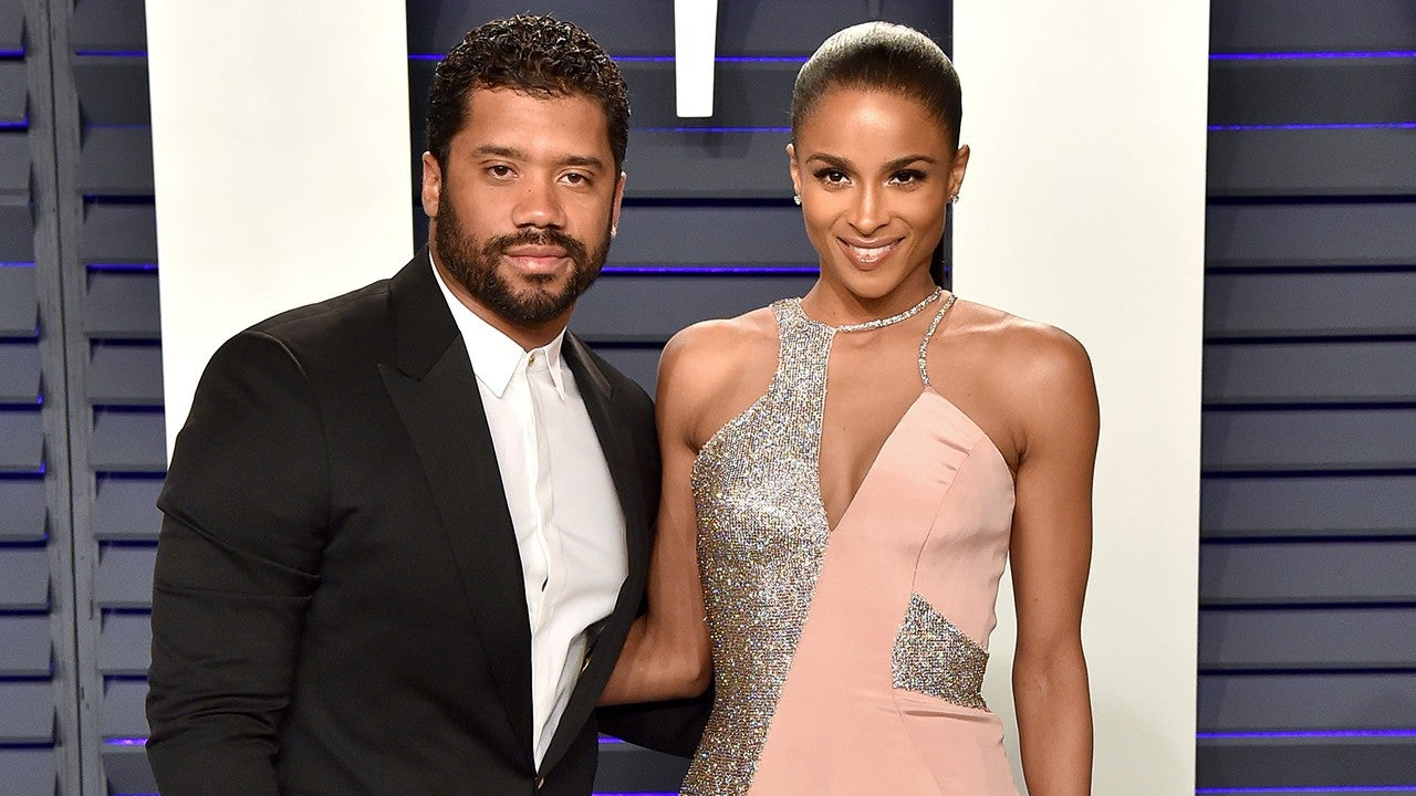 Russell Wilson Shares The Secrets To His Successful Marriage With Ciara!