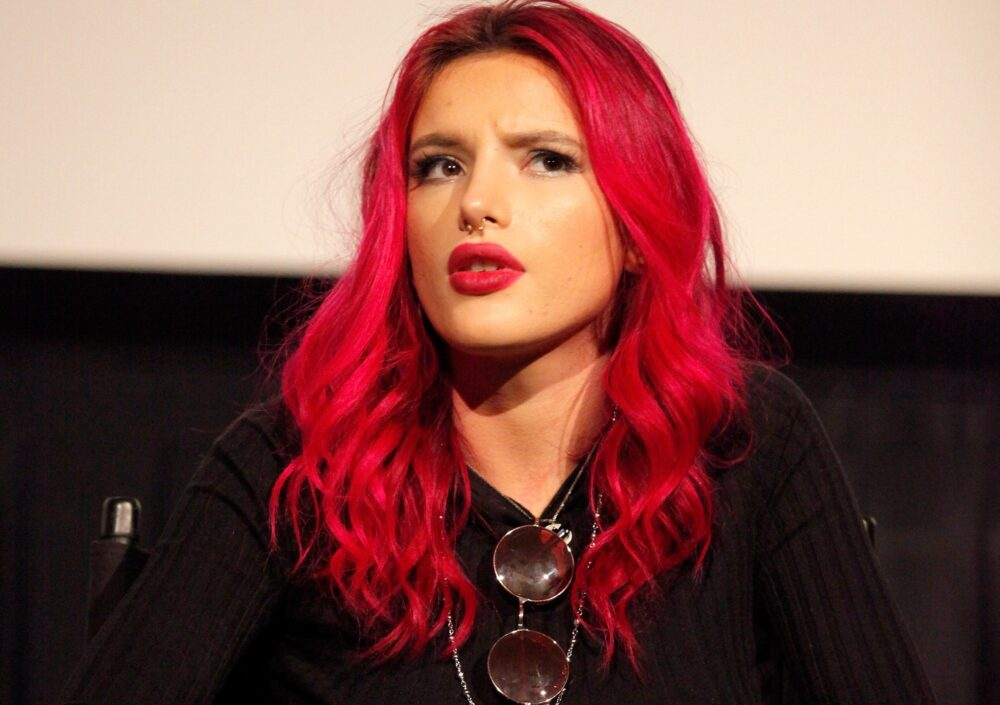 Bella Thorne Says That Working With Female Directors Made Her Feel 'Uncomfortable' At Times