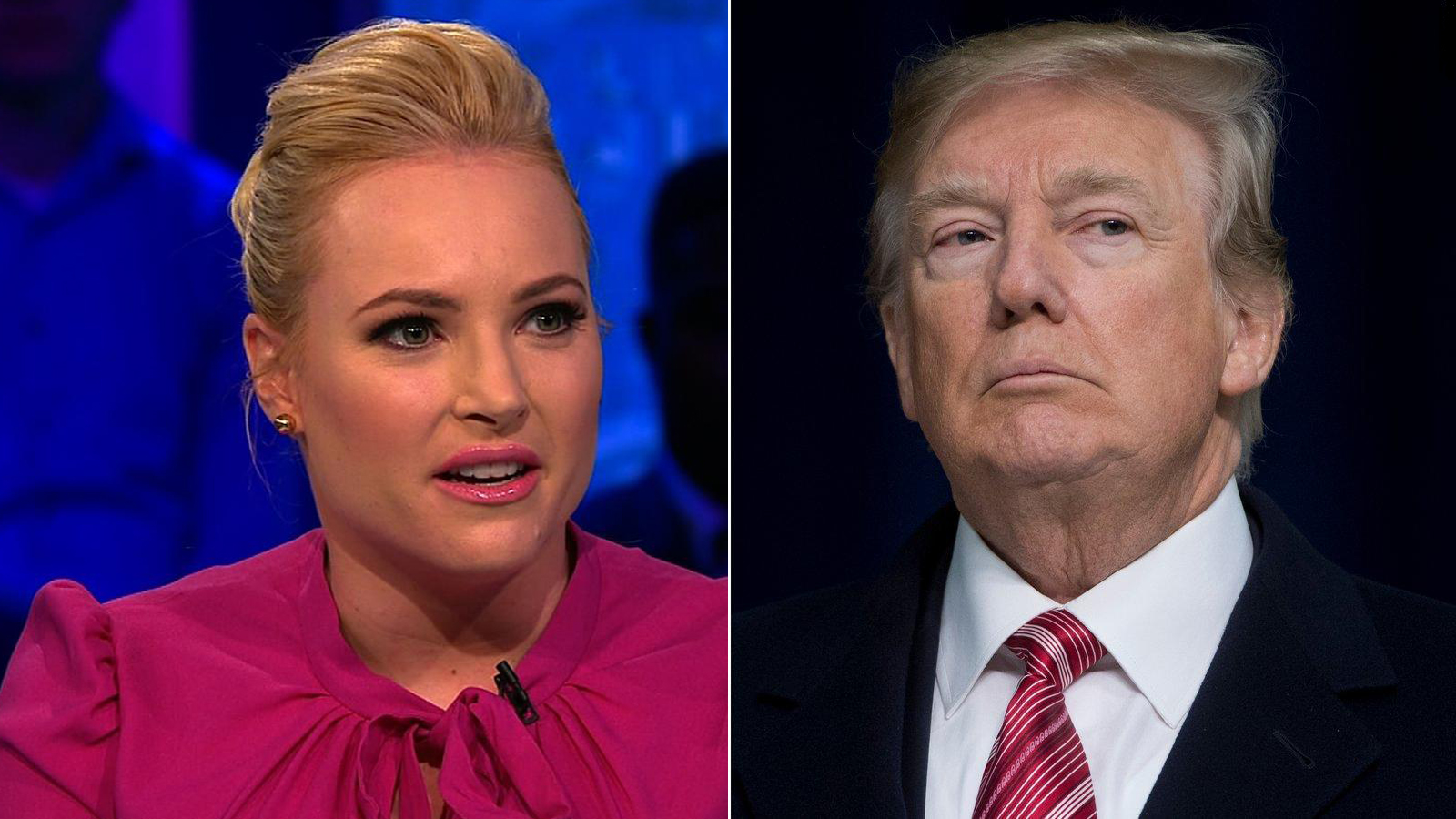 Meghan McCain Compares Donald Trump To Godzilla – Warns People He's Not Gone!