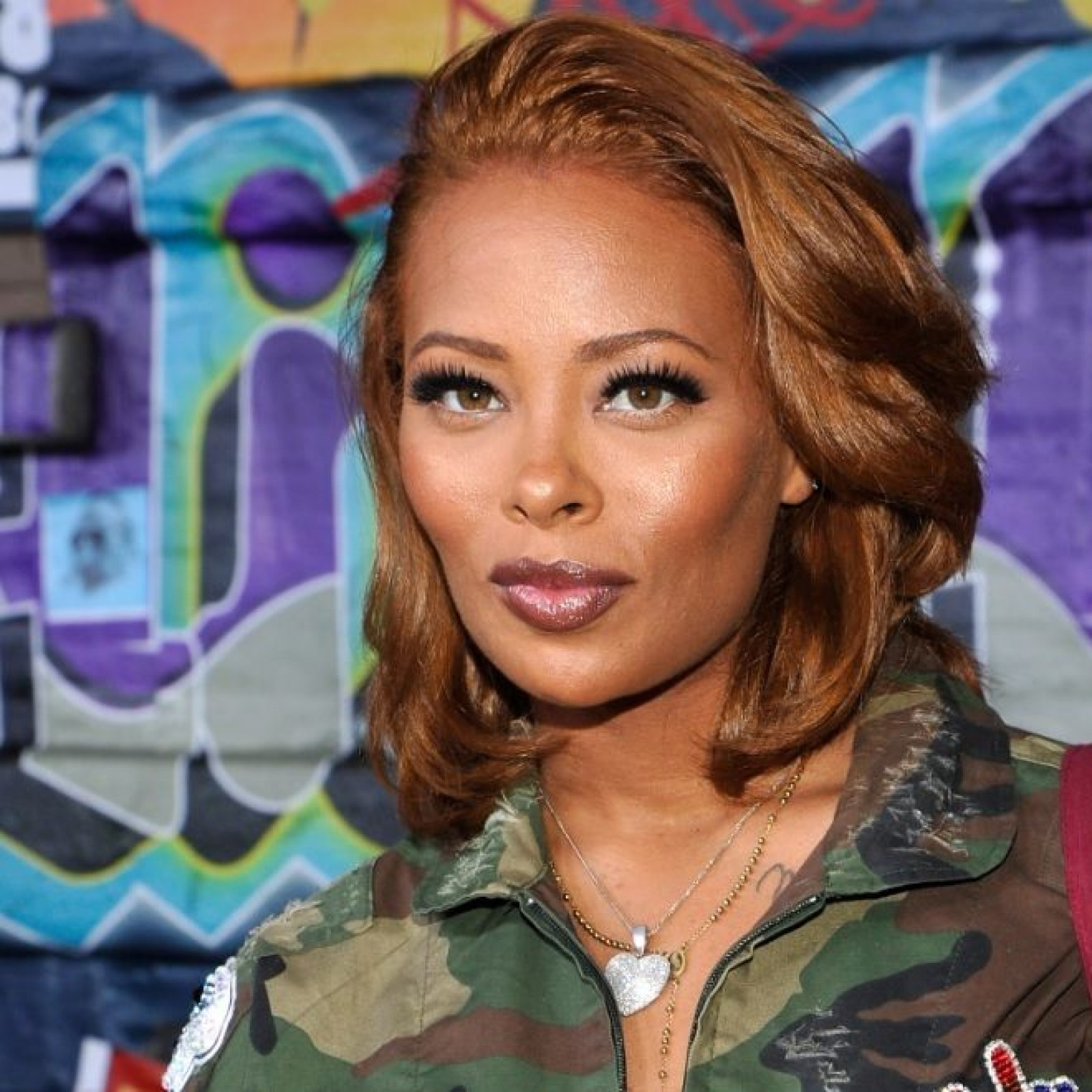 Eva Marcille Is A Wild Flower In These Pics – See Her Here
