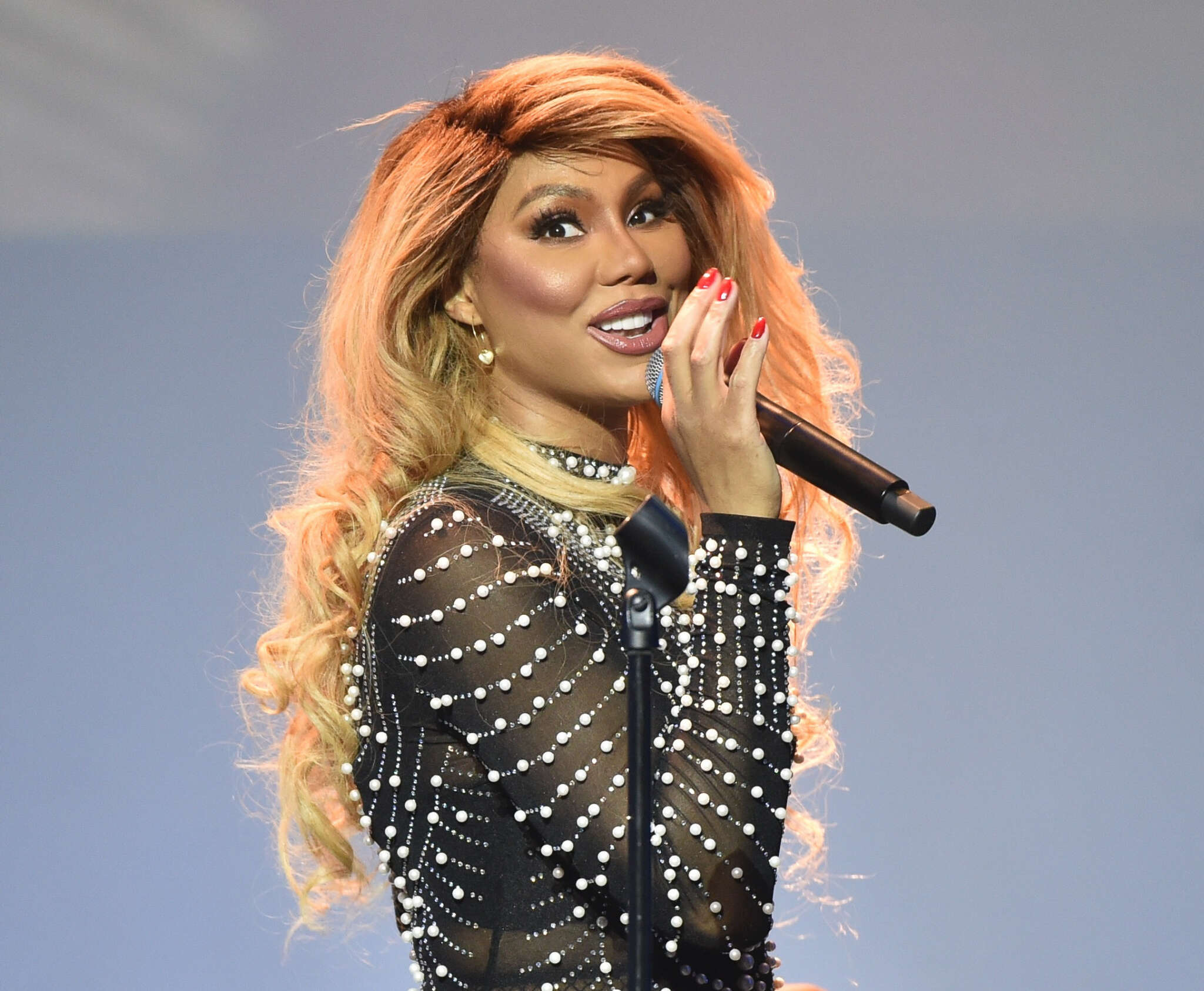 Tamar Braxton Shares A New Episode Of Her 'Under Construction' Podcast