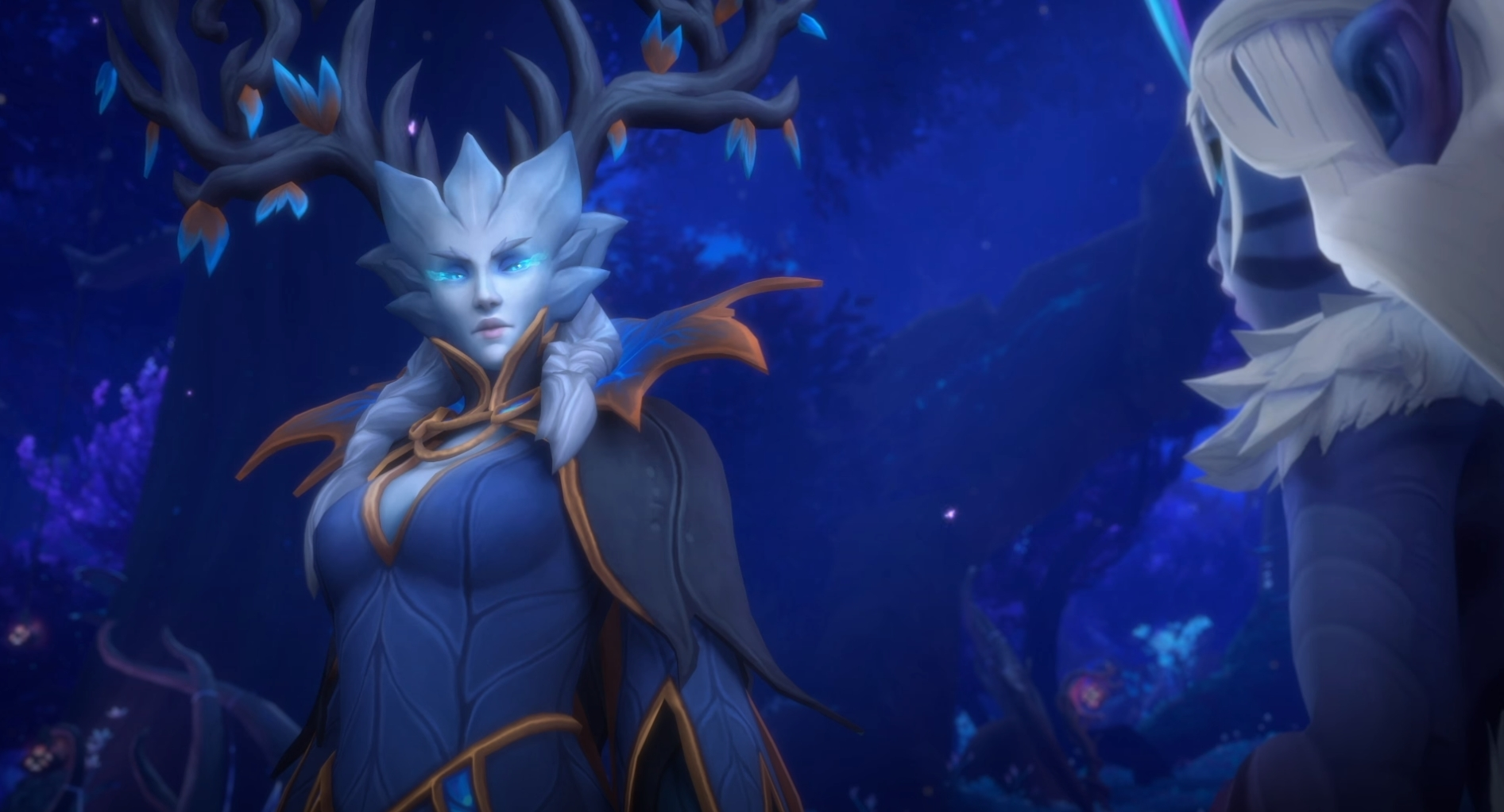 New Datamined Soulshape Forms Discovered For Night Fae In World Of Warcraft: Shadowlands