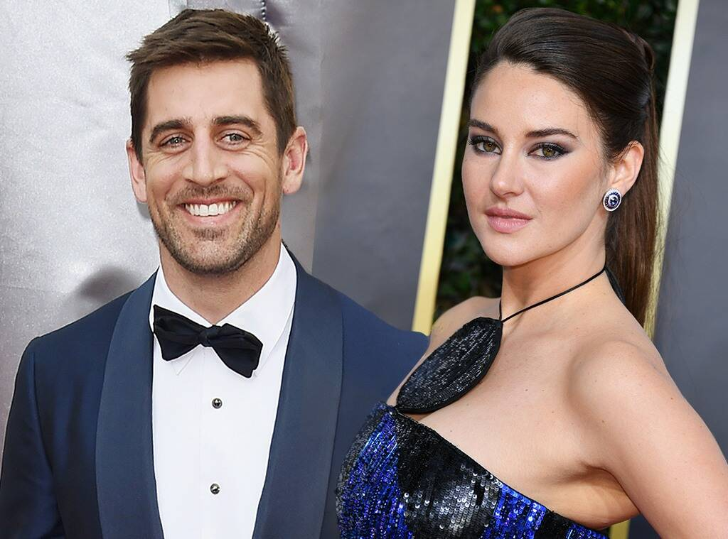 Aaron Rodgers And Shailene Woodley – Inside Their First Valentine's Day After Getting Engaged!