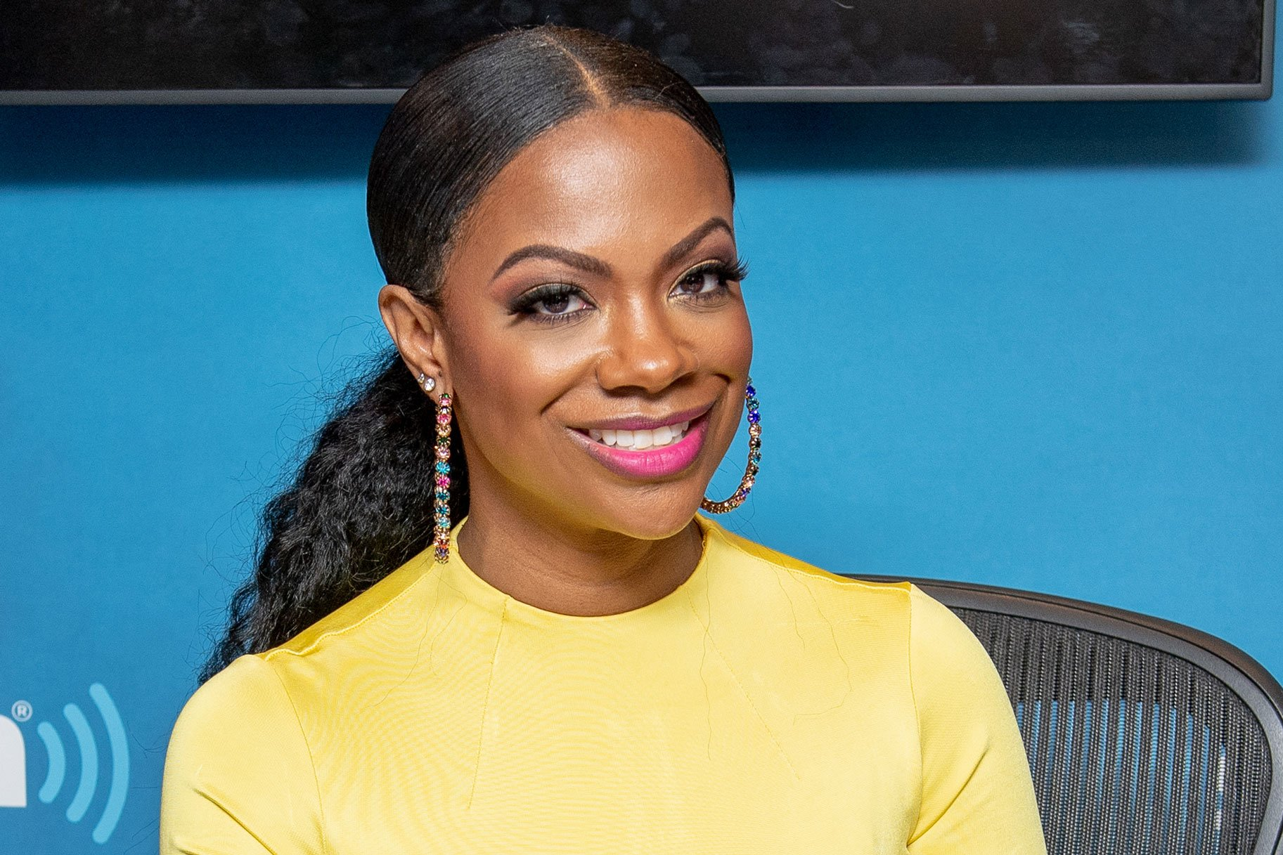 Kandi Burruss Breaks The Internet After She Drops Her Clothes To Bathe In Milk