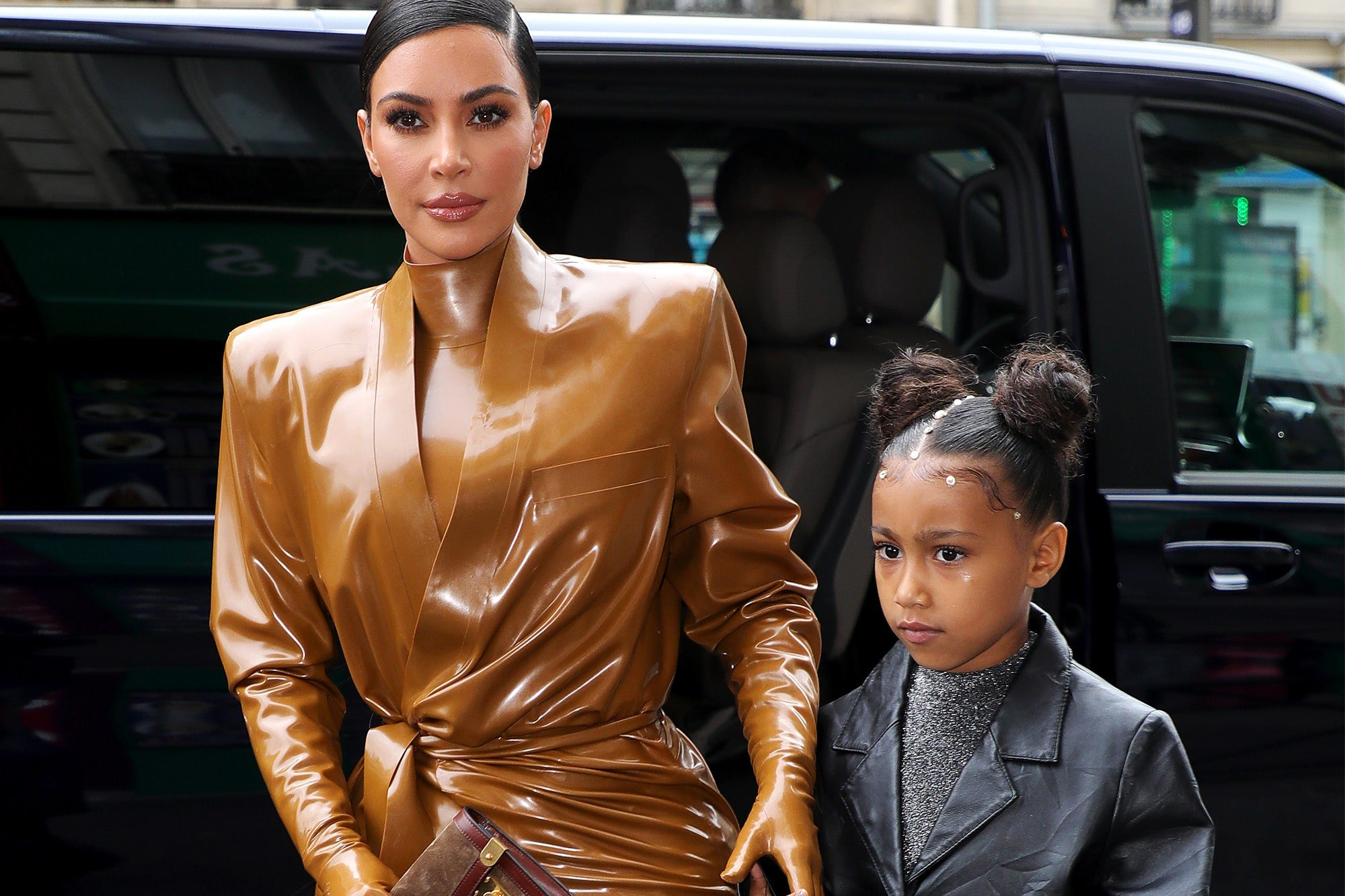 Kim Kardashian's Daughter North West Is Growing Up Beautifully