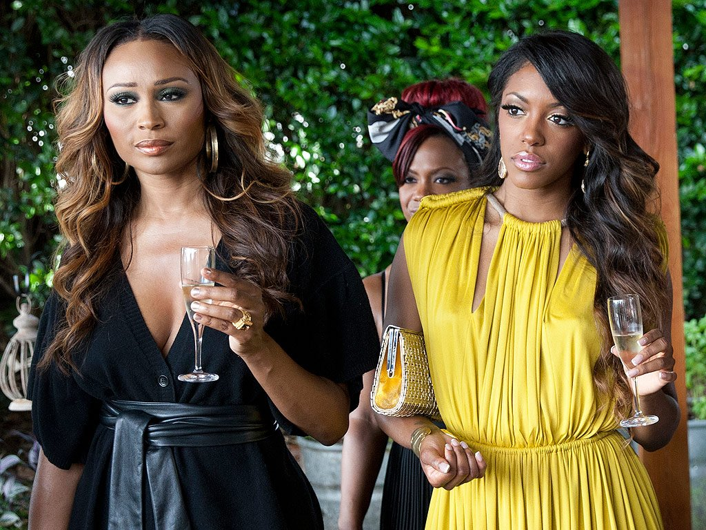 Porsha Williams Wishes Cynthia Bailey A Happy Birthday – See Her Post To Mark The Event