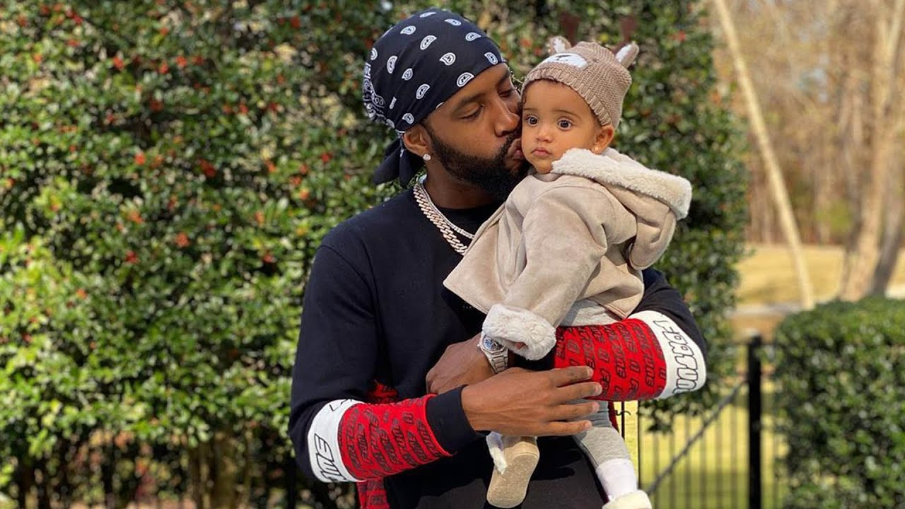 Safaree Shares A Gorgeous Photo Featuring Safire Majesty – See Erica Mena's Daughter In The Pic Here