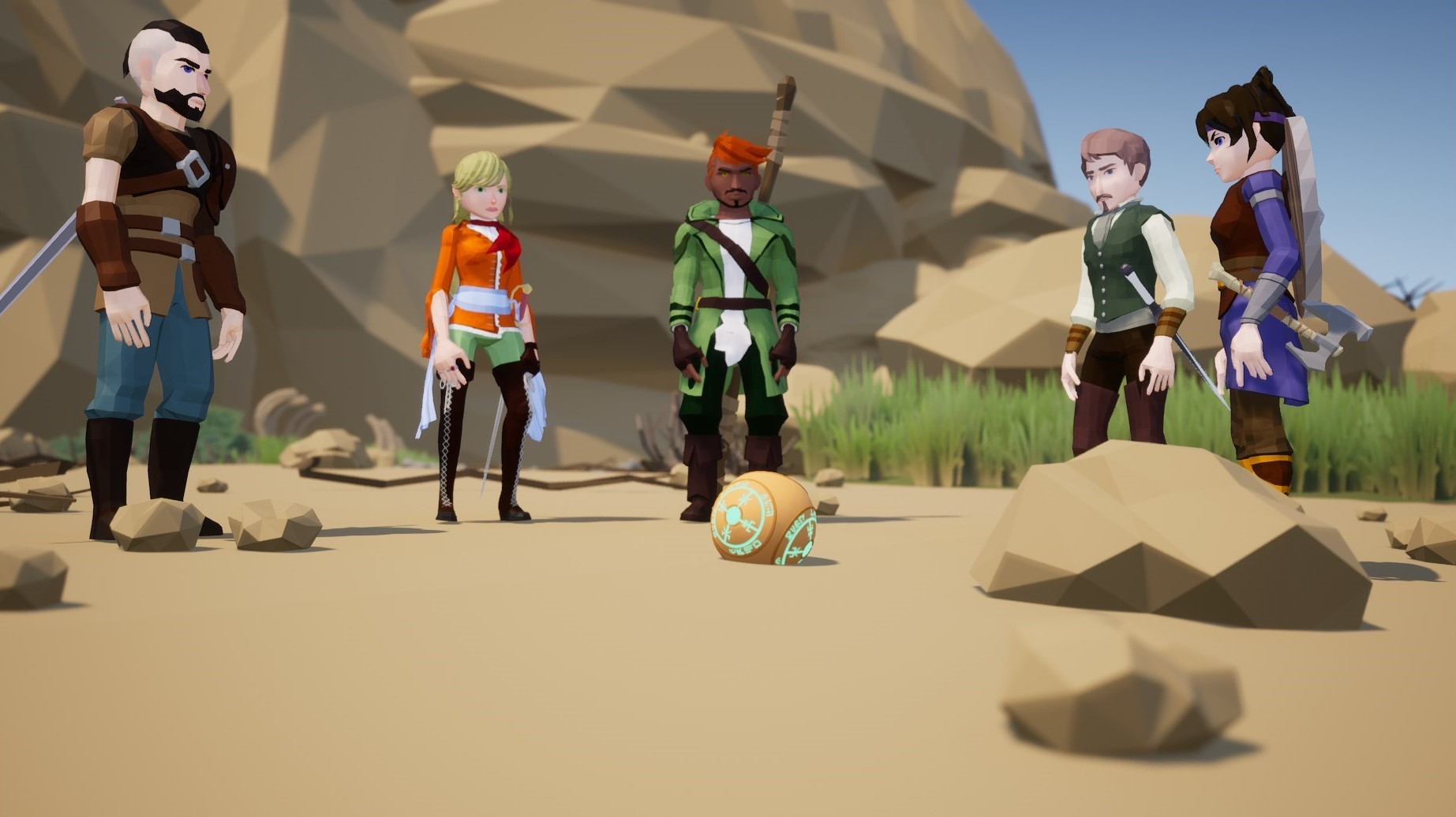 Shores Unknown IS A New Tactical RPG Headed For Steam Game Festival