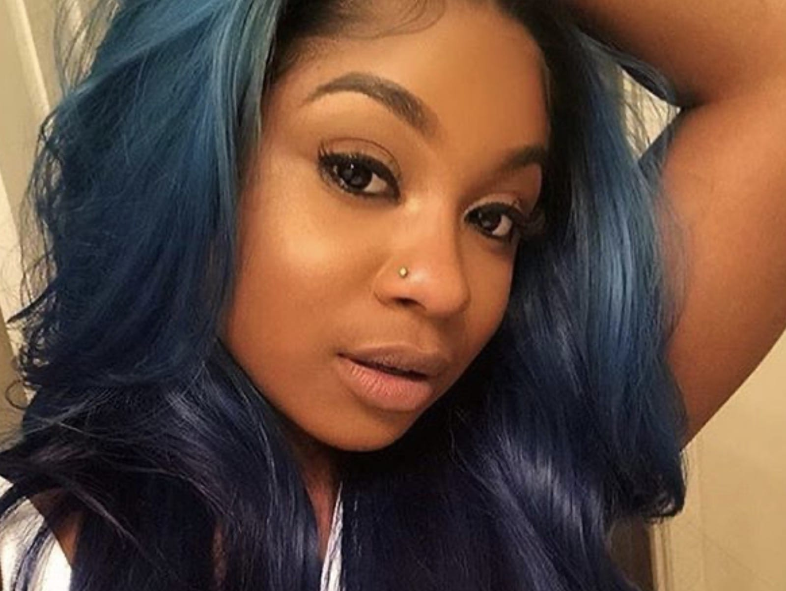 Reginae Carter Celebrates The Birthday Of YFN Lucci – See Their Pics Together