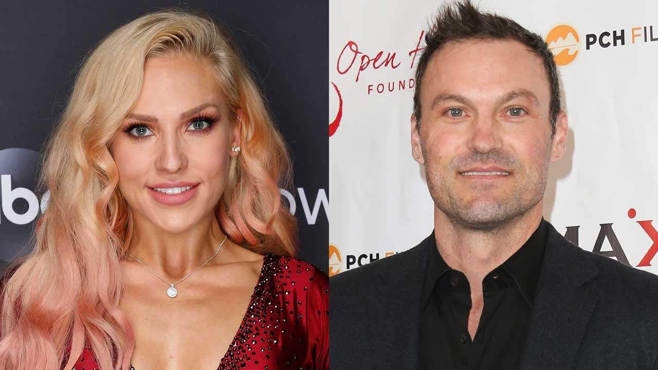 Sharna Burgess Has Reportedly Already Met Brian Austin Green And Megan Fox's Sons – Details!