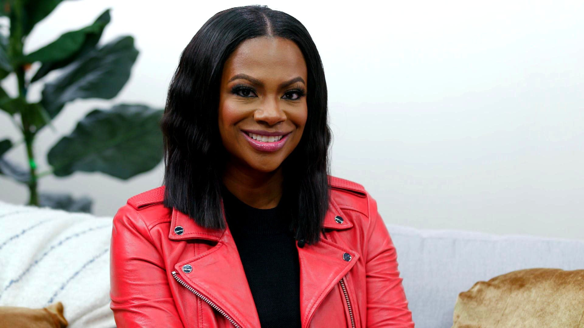 Kandi Burruss' Advice Has Fans In Awe – Check Out The Post She Recently Shared And The Dress She's Flaunting!