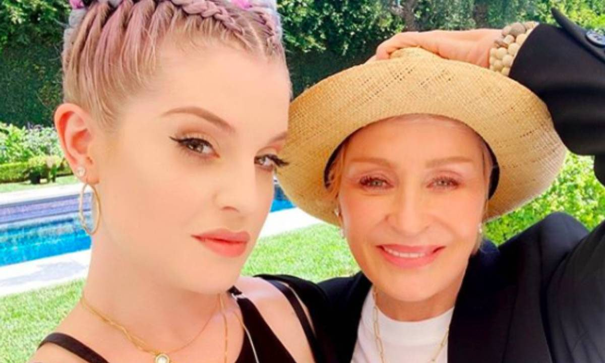 Sharon Osbourne Says She Is Really 'Proud' Of Daughter Kelly After She Dropped 85 Pounds – Here's Why!
