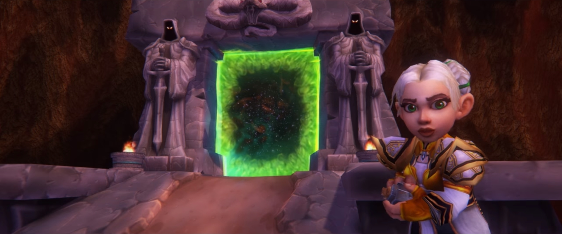 Blizzard Celebrates Their 30th Anniversary, Also Stoking Rumors Of Burning Crusade World Of Warcraft: Classic Expansion