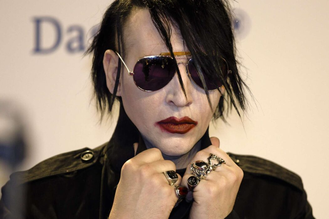 Marilyn Manson Had To Hire 24/7 Security After Evan Rachel Wood Accused Him Of Abuse