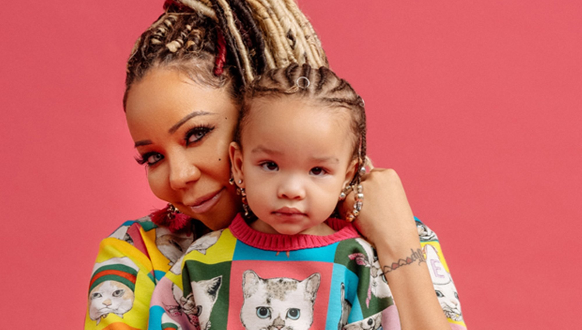 Tiny Harris Tells Fans To Tune Into Heiress Harris' YouTube Channel – Check Out The Video