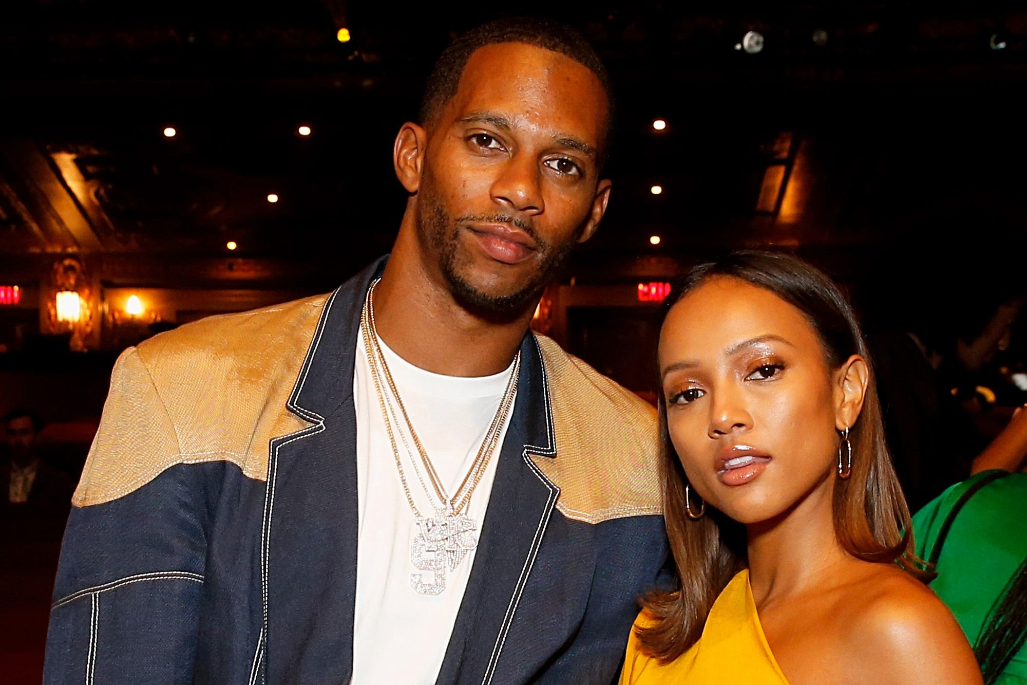 Karrueche Tran And Victor Cruz Reportedly No Longer An Item – Here's Why They Broke Up After 3 Years!