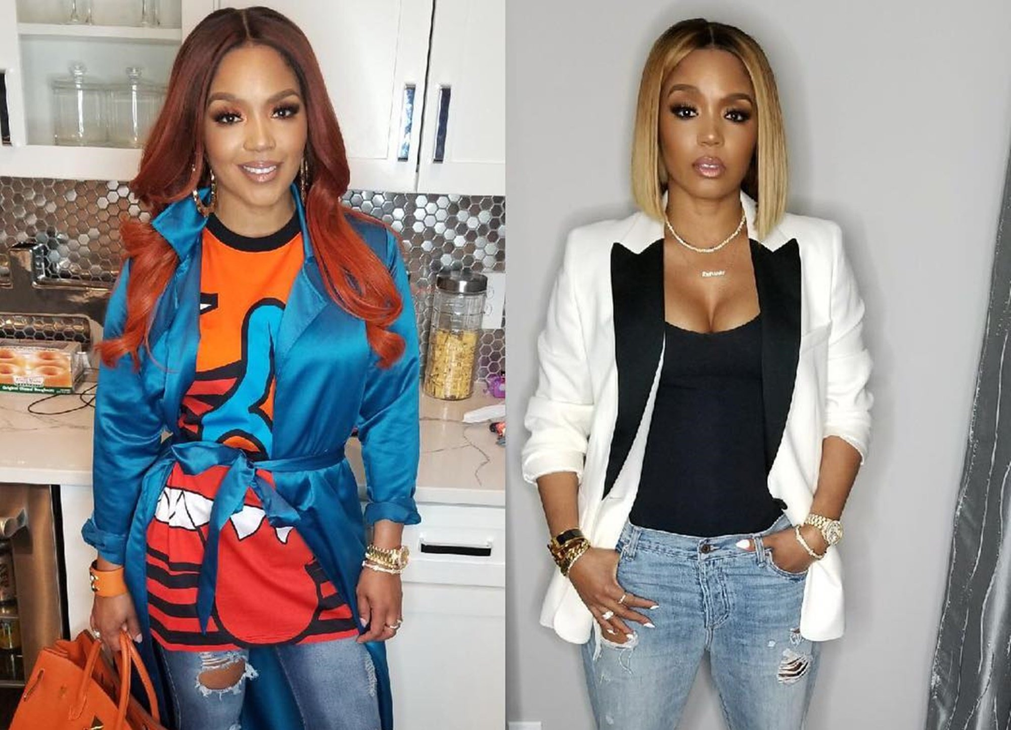 Rasheeda Frost Gives Fans A Sneak Peek At The Second Pressed Location – Check Out The Clip
