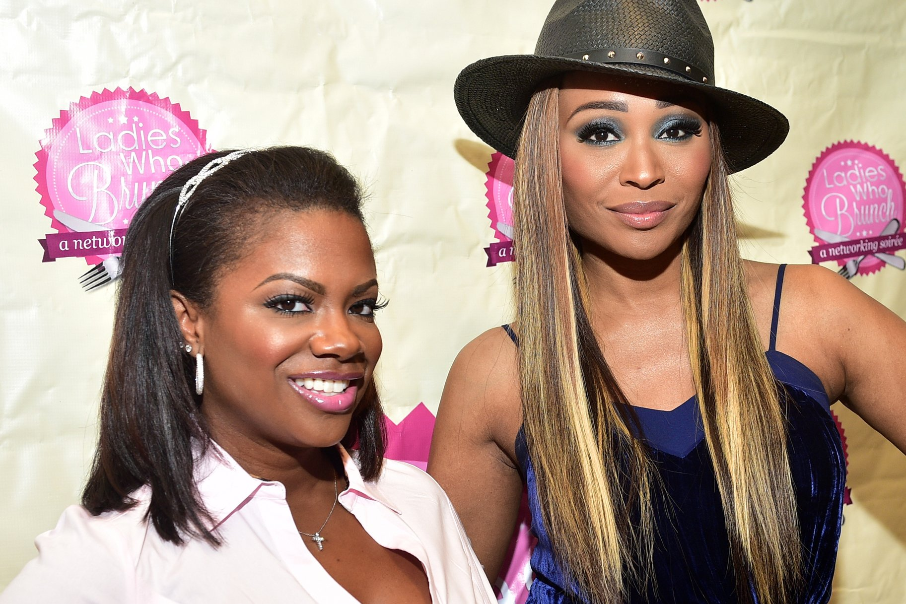 Kandi Burruss Posts A Juicy Clip To Honor Cynthia Bailey For Her Anniversary
