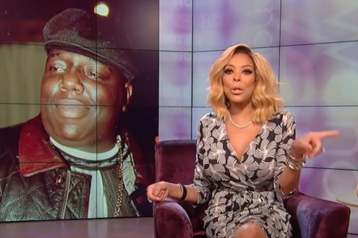 Wendy Williams Finally Talks About The Notorious B.I.G. Hook-Up Rumors – What Happened Between Them?