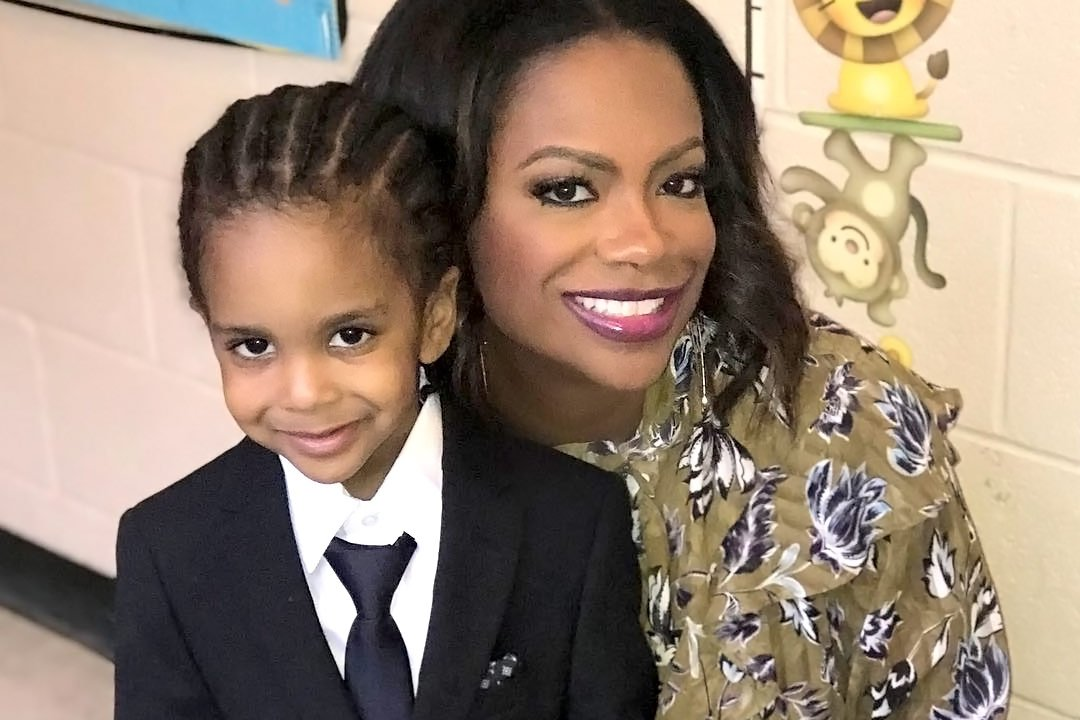 Todd Tucker Reveals A New Video On Ace Wells Tucker's YouTube Channel – Check Out Kandi Burruss' Son