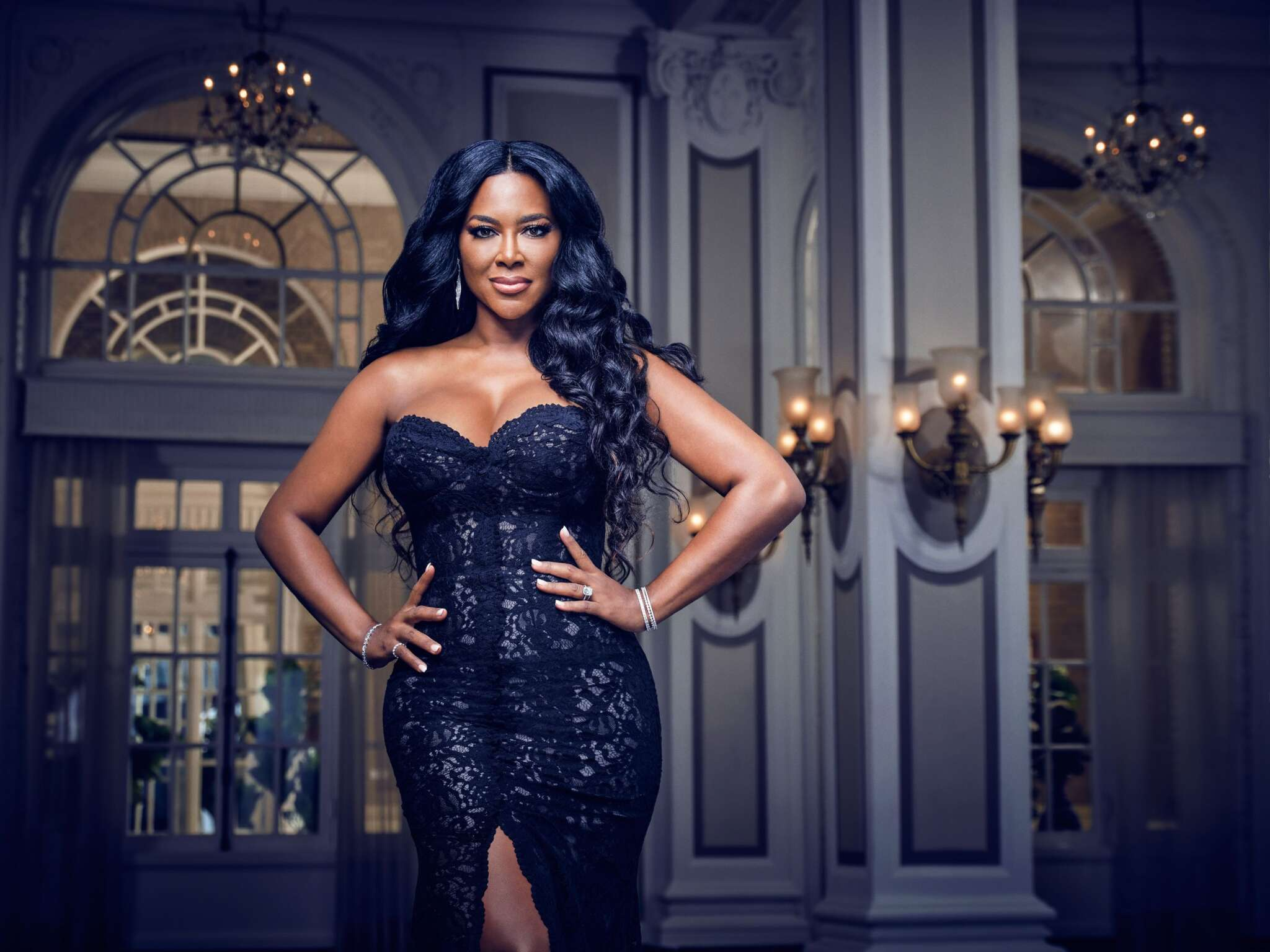 Kenya Moore Advertises Eva Marcille's Jewelry – Check Out Her Post
