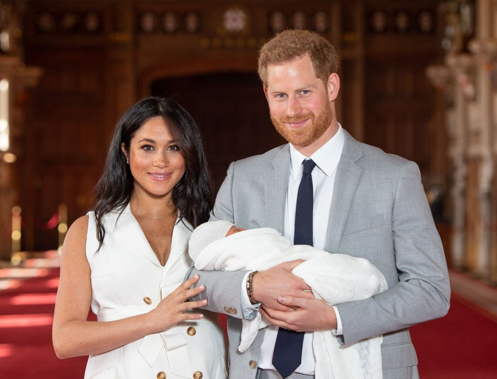 Prince Harry And Meghan Markle Expecting Their Second Baby Together!