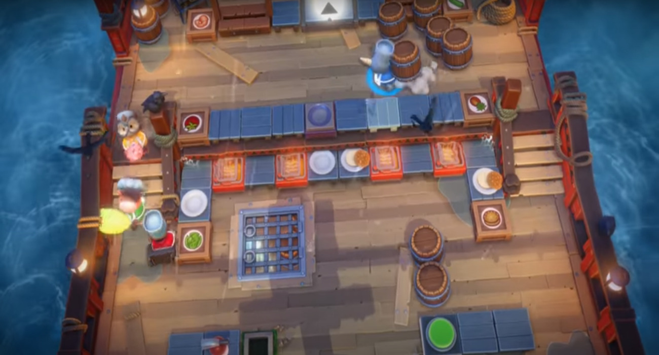 Overcooked! All You Can Eat Is Headed To Steam In March
