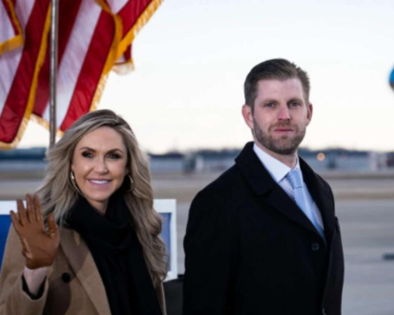 Lara Trump (daughter-in-law of former President Donald Trump,) hired as a Fox News contributor.