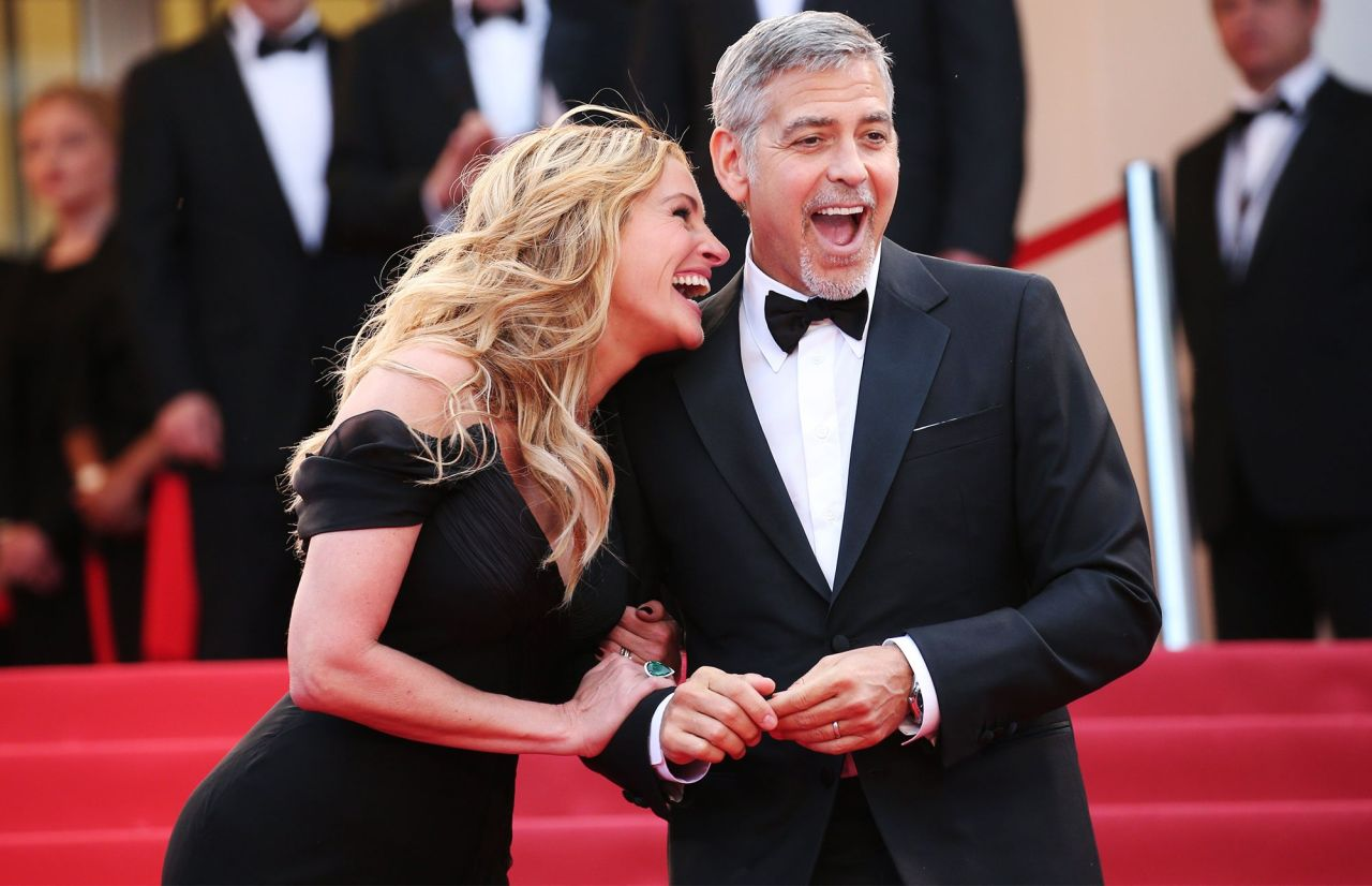 George Clooney And Julia Roberts Reunite For New Movie Ticket To Paradise
